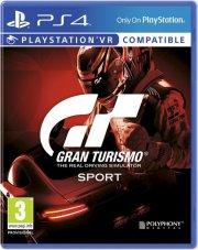 gran turismo: sport - bundle edition - PS4