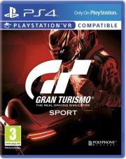 gran turismo: sport (nordic) - PS4