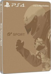 gran turismo: sport - steelbook - PS4