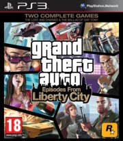 grand theft auto: episodes from liberty city (gta) - PS3