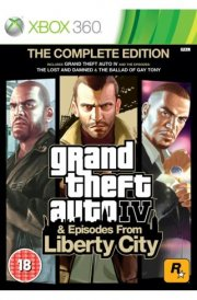 grand theft auto iv (gta 4) complete edition - xbox 360