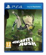 gravity rush remastered (nordic) - PS4