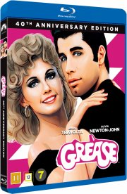 grease - 40th anniversary edition - Blu-Ray