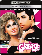 grease - 40th anniversay edition - 4k Ultra HD Blu-Ray