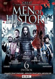 great men of history - DVD