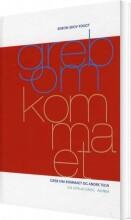 greb om kommaet, opslagsbog - bog