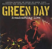 green day - broadcasting live - colored edition - Vinyl / LP