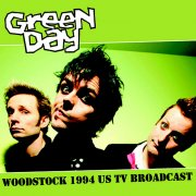 green day - muddy and violent in woodstock '94 - fm broadcast - Vinyl / LP