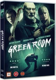 green room - DVD