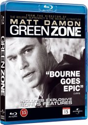 green zone - Blu-Ray