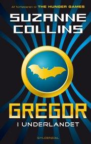 gregor 1 - gregor i underlandet - bog