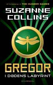 gregor 2 - gregor i dødens labyrint - bog