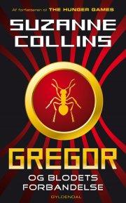gregor 3 - gregor og blodets forbandelse - bog