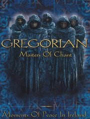 gregorian masters of chant: moments of peace in ireland - DVD