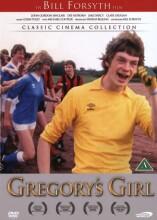 gregory's girl - DVD