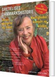 gretelises danmarkshistorie - bog