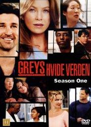 greys hvide verden - sæson 1 - DVD