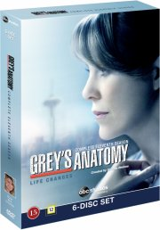 greys hvide verden - sæson 11 / grey's anatomy - season 11 - DVD