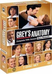 greys hvide verden - sæson 5 / grey's anatomy - season 5 - DVD