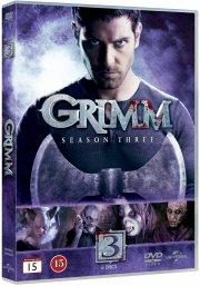 grimm - sæson 3 - DVD