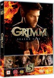 grimm - sæson 5 - DVD