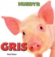 husdyr - gris - bog