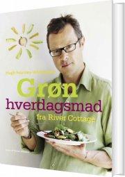 grøn hverdagsmad fra river cottage - bog