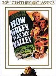 grøn var min barndoms dal / how green was my valley - DVD
