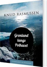grønland langs polhavet - bog