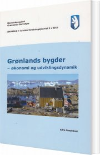 grønlands bygder - bog