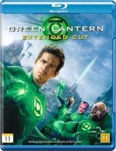 green lantern / grønne lygte - extended cut - Blu-Ray