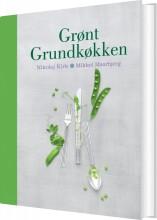 grønt grundkøkken - bog