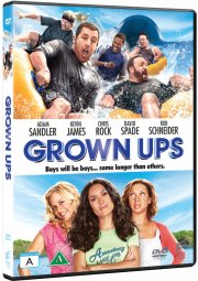 grown ups - DVD
