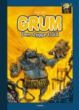 grum - den stygge trold - bog
