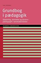 grundbog i pædagogik - bog