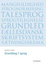 grundbog i sprog - bog