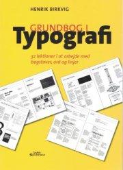 grundbog i typografi - bog