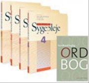 grundlæggende sygepleje 1-4, og sundhedsfaglig ordbog - bog