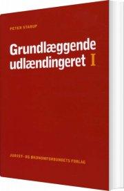 grundlæggende udlændingeret i - bog