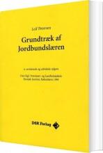 grundtræk af jordbundslæren - bog