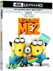 grusomme mig 2 / despicable me 2 - 4k Ultra HD Blu-Ray