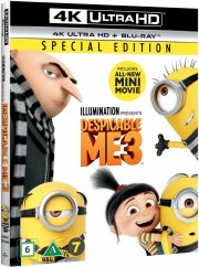 grusomme mig 3 / despicable me 3 - 4k Ultra HD Blu-Ray