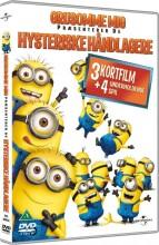 grusomme mig præsenterer: de hysteriske håndlangere - DVD