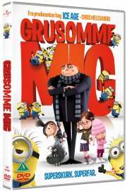 grusomme mig / despicable me - DVD