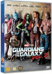 guardians of the galaxy 2 - DVD