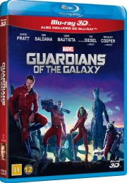 guardians of the galaxy - 3d - Blu-Ray