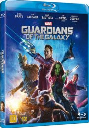 guardians of the galaxy - Blu-Ray