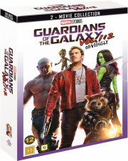 guardians of the galaxy / guardians of the galaxy 2 - DVD