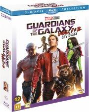 guardians of the galaxy // guardians of the galaxy 2 - Blu-Ray