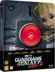 guardians of the galaxy 2 - steelbook - Blu-Ray